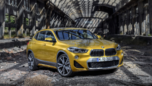BMW X2 2018 High Definition