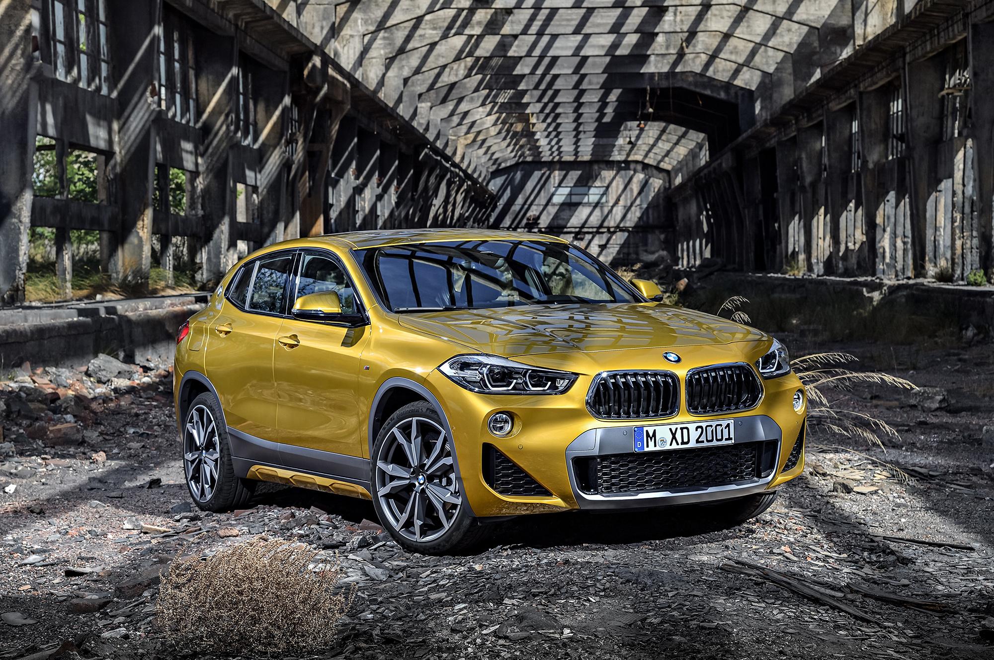BMW X2 2018 High Definition