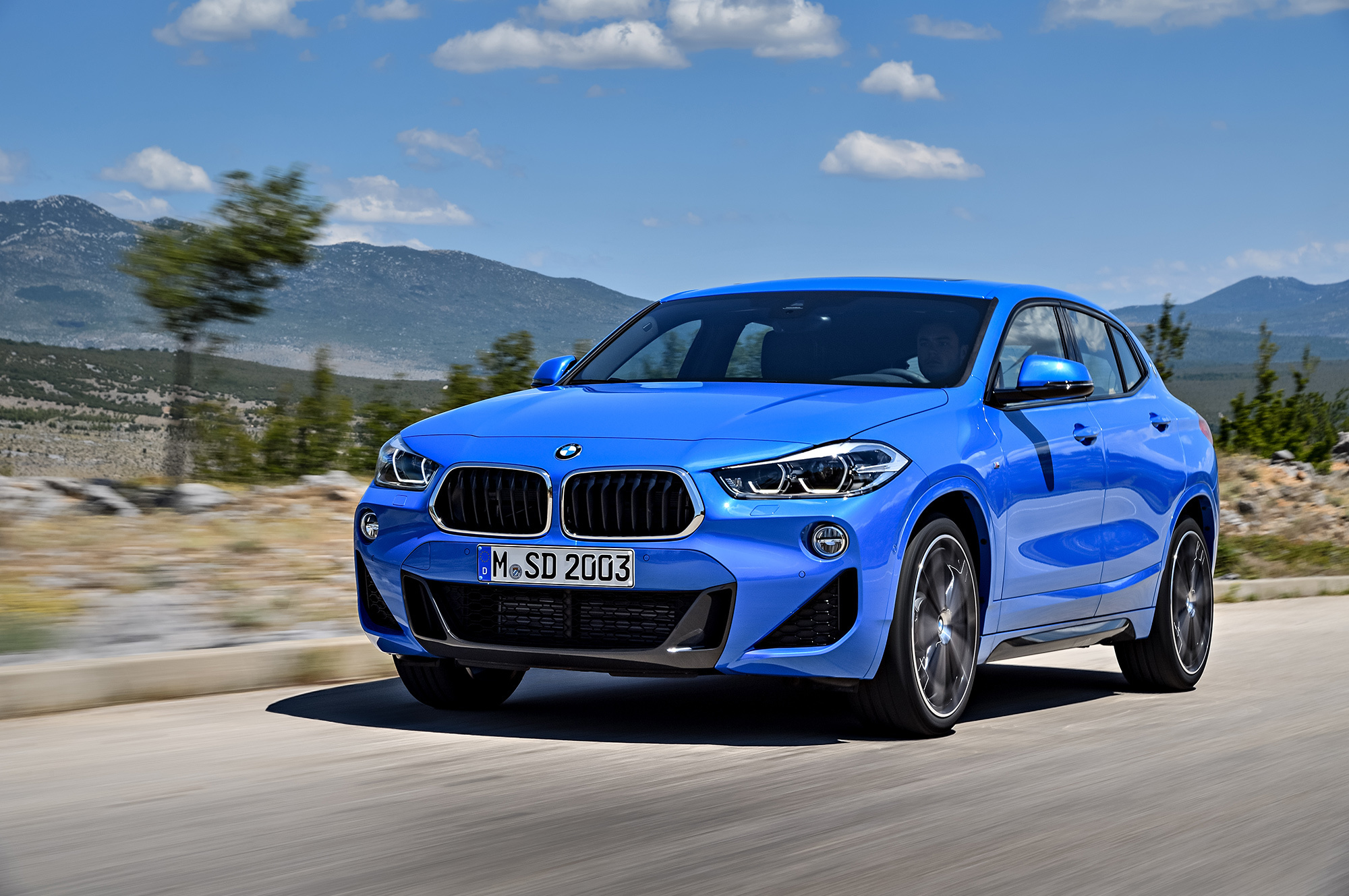 BMW X2 2018 High Quality Wallpapers