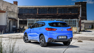 BMW X2 2018 Images