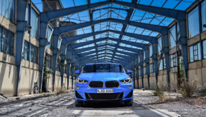 BMW X2 2018 Photos