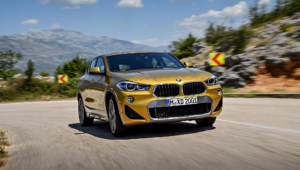 BMW X2 2018 Wallpaper For Laptop