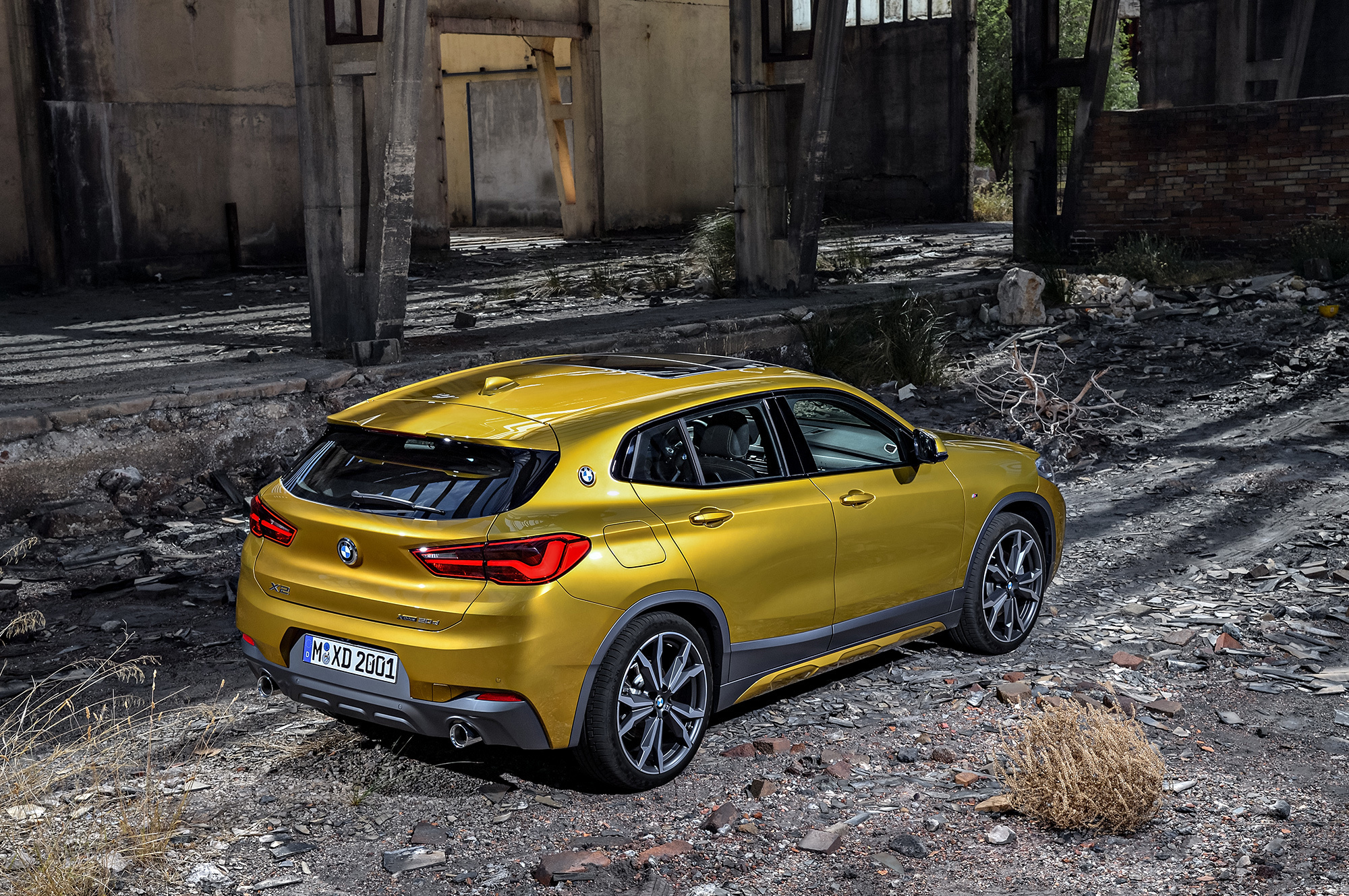 BMW X2 2018 Wallpapers HQ