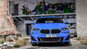 BMW X2 2018 Widescreen