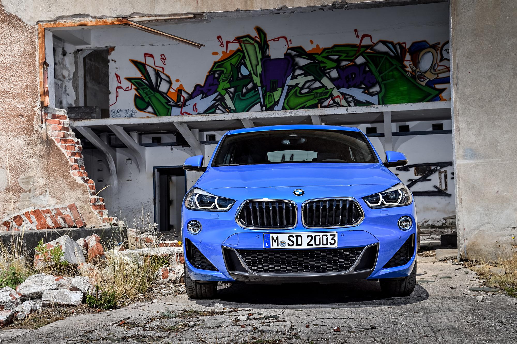 BMW X2 2018 Widescreen