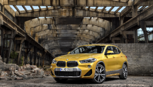 BMW X2 2018 For Desktop