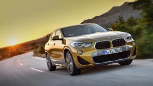 BMW X2 2018 For Desktop Background