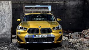 BMW X2 2018 Full HD