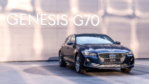 Genesis G70 Pictures