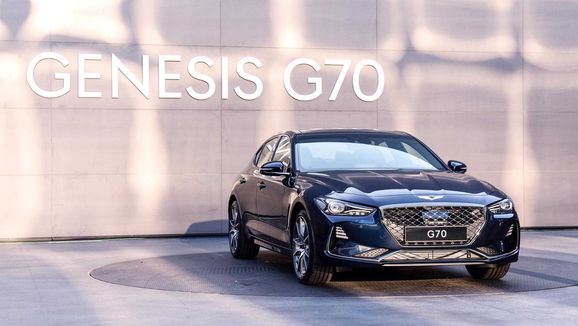 Genesis G70 Pictures