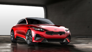 Kia Proceed Wallpapers