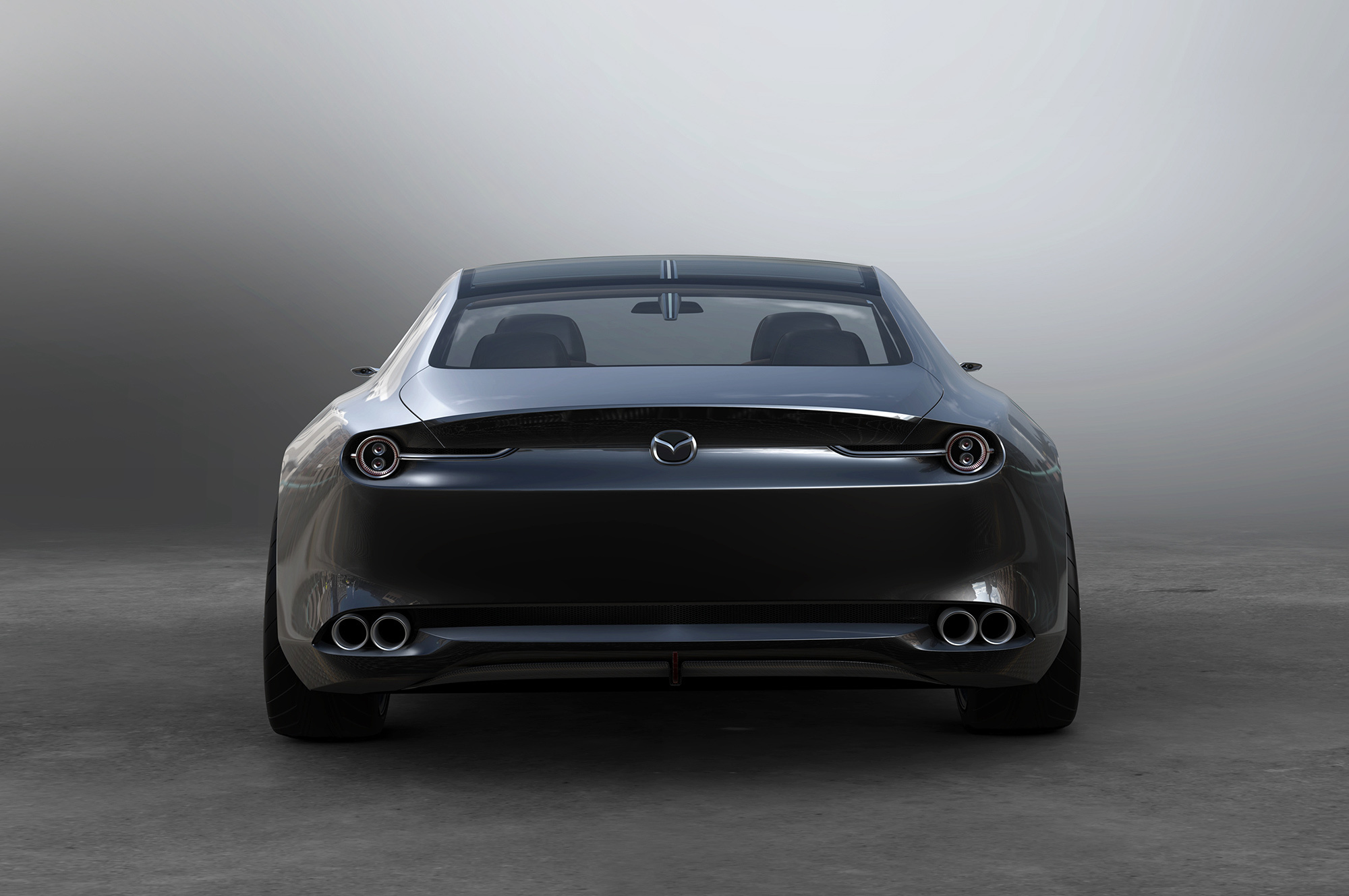 Mazda Vision Coupe Images