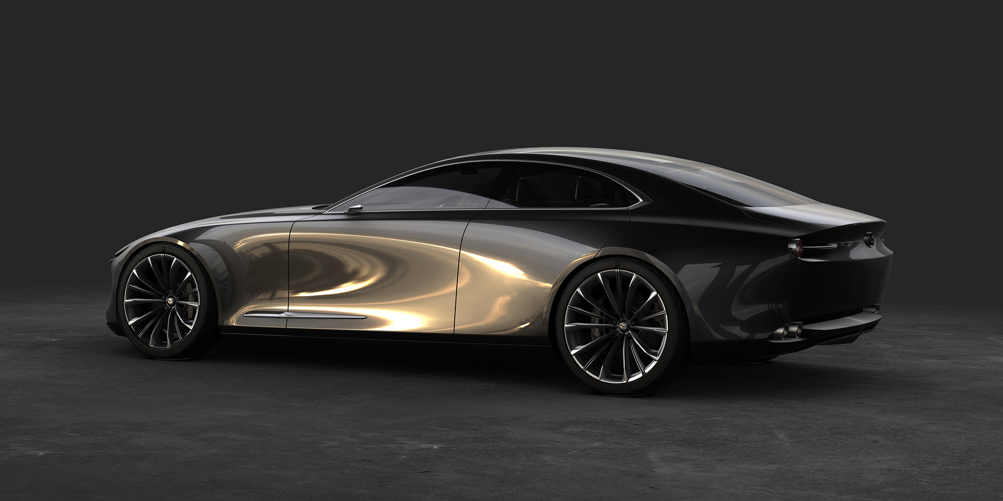 Mazda Vision Coupe Pictures