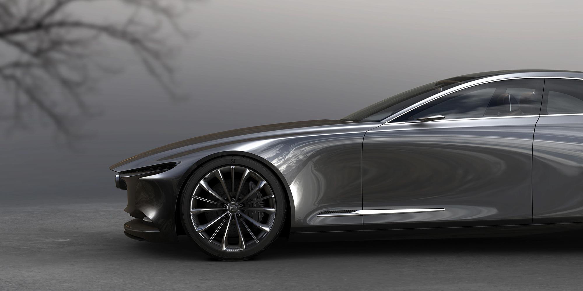 Mazda Vision Coupe Widescreen