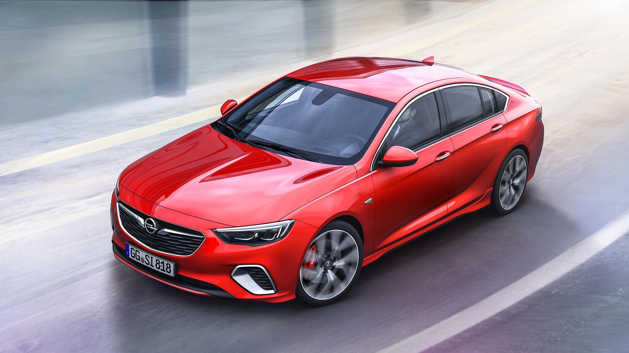 Opel Insignia GSi Wallpaper