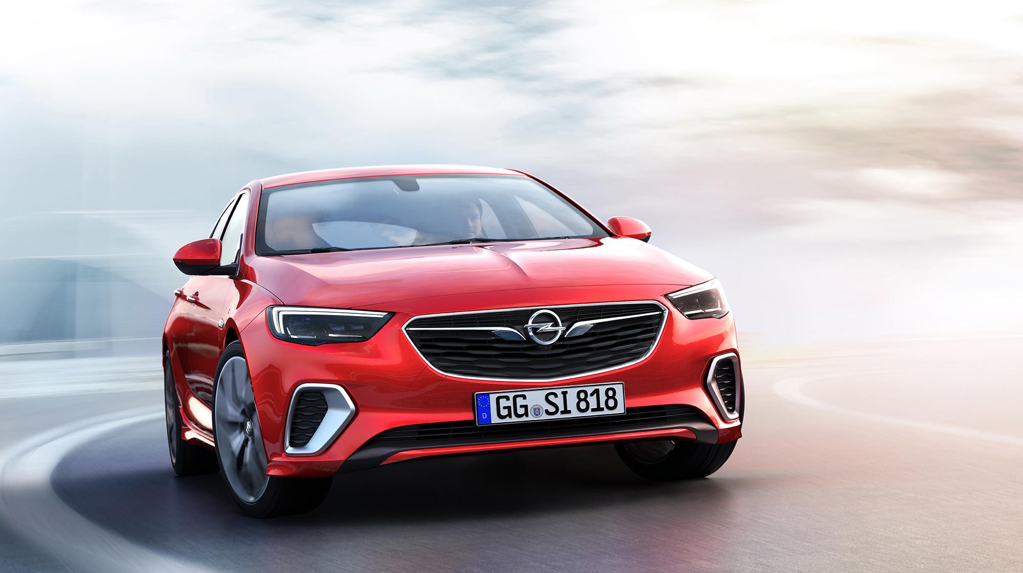 Opel Insignia GSi Wallpapers HD