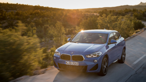 Pictures Of BMW X2 2018