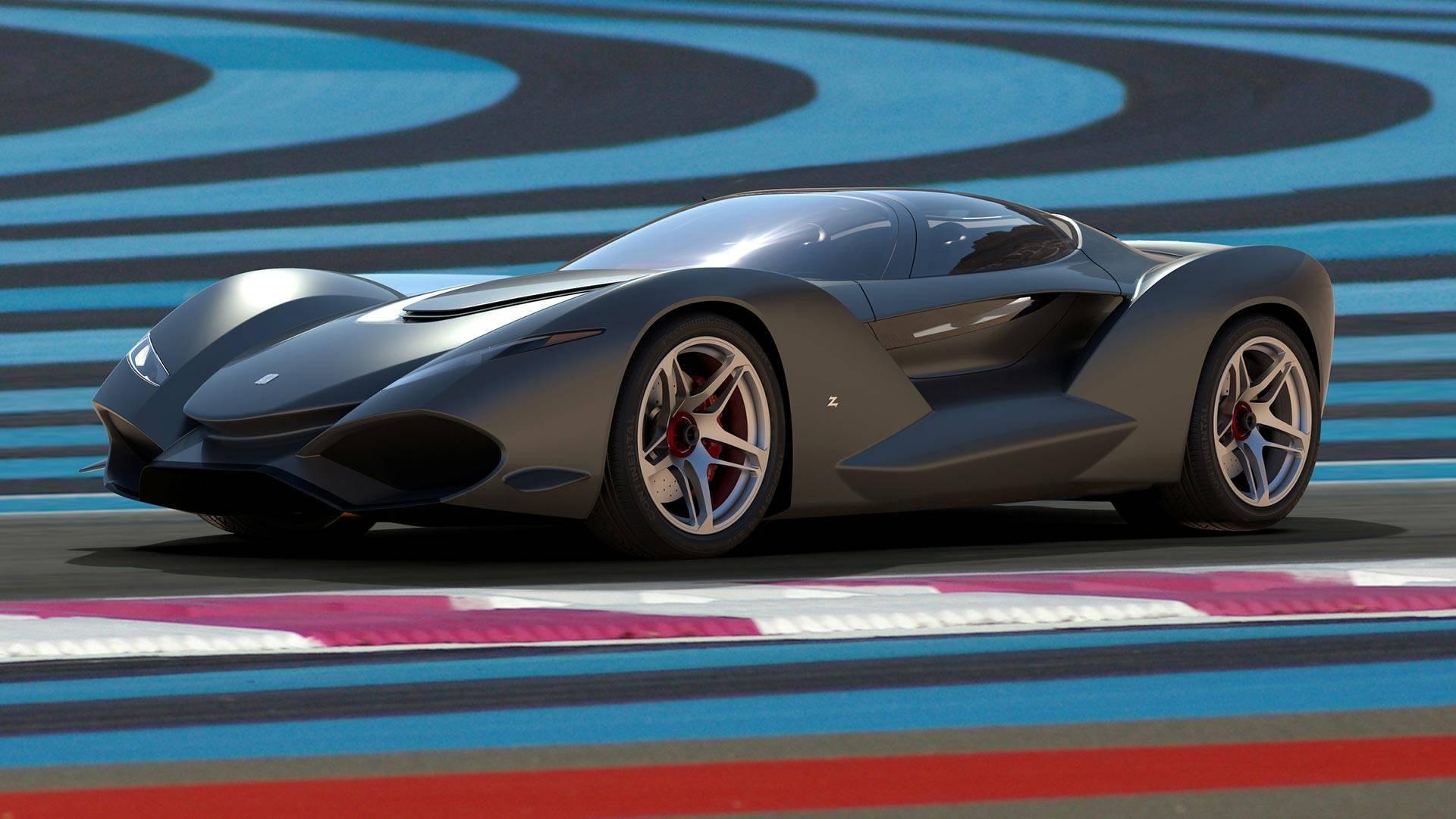Pictures Of Zagato IsoRivolta Vision GT