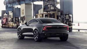 Polestar 1 Pictures