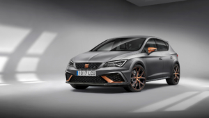 Seat Leon Cupra R Wallpapers