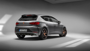 Seat Leon Cupra R Wallpapers HD