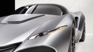 Zagato IsoRivolta Vision GT Photos