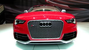Audi RS5 Background