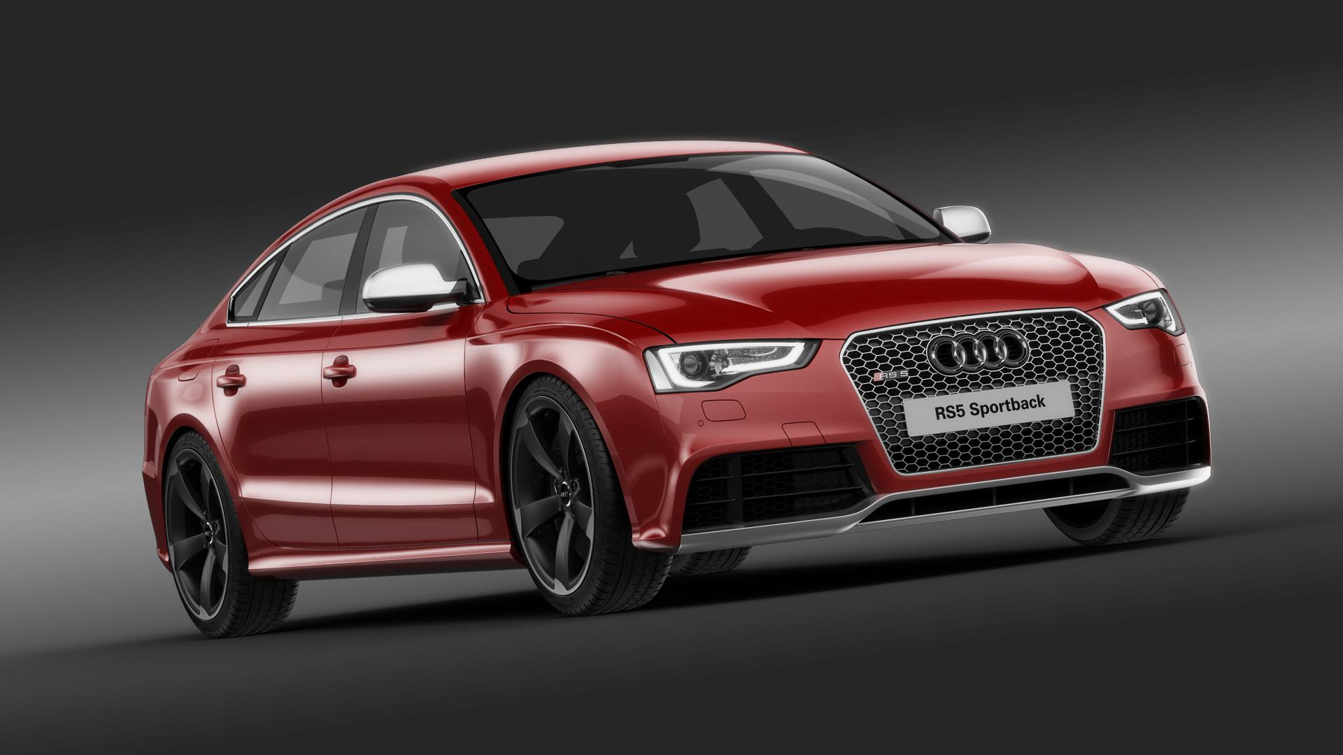 Audi RS5 HD Background