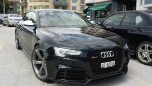 Audi RS5 Photos