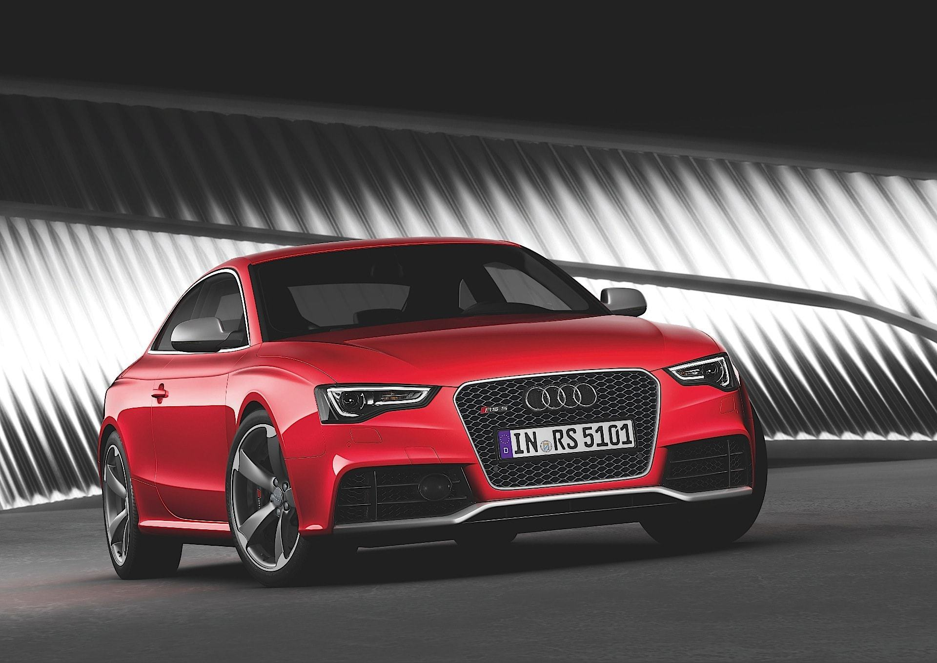 Audi RS5 Wallpapers