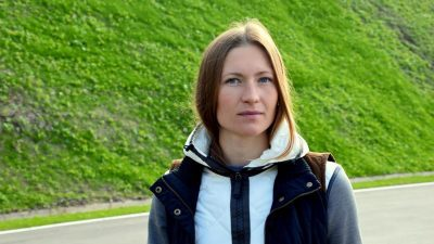 Daria Domracheva Background