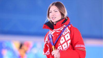 Daria Domracheva
