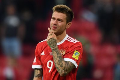 Fedor Smolov HD Wallpaper