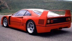Ferrari F40 HD Background