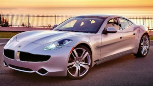 Fisker Karma HD Wallpaper