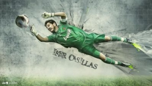 Iker Casillas Widescreen