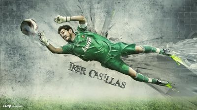 Iker Casillas Widescreen