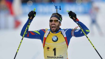 Martin Fourcade Photos