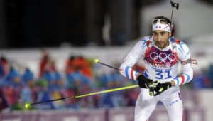 Martin Fourcade Wallpaper