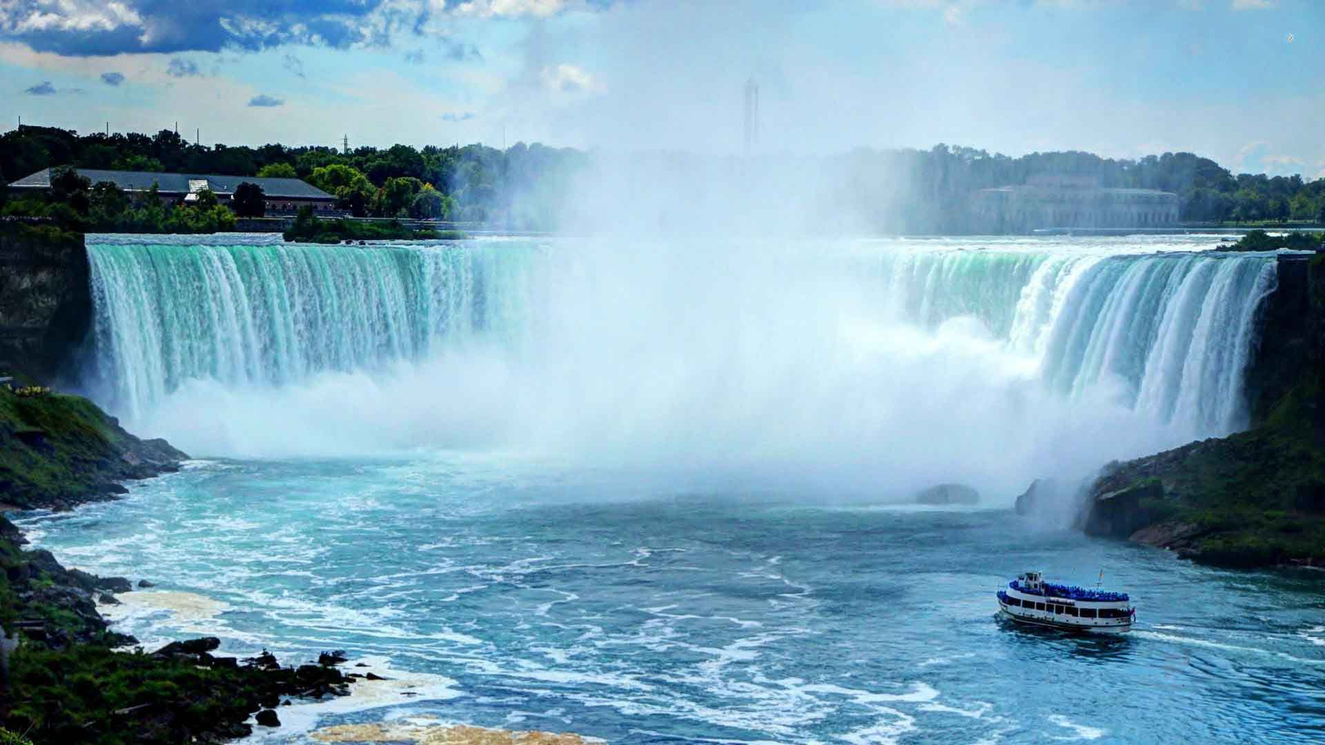 Niagara Falls Computer Wallpaper