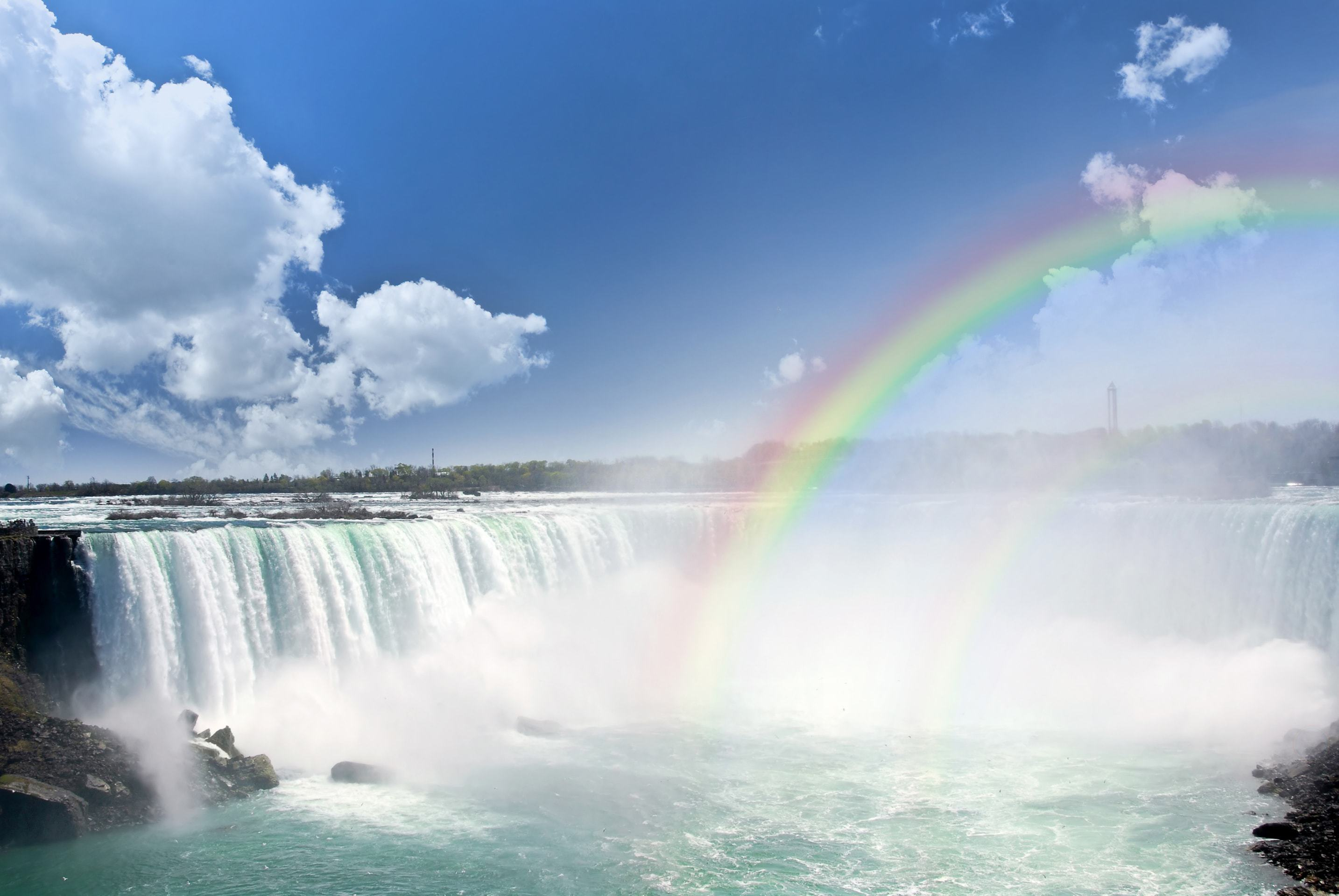 Niagara Falls HD Wallpaper