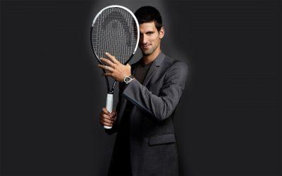 Novak Djokovic Background