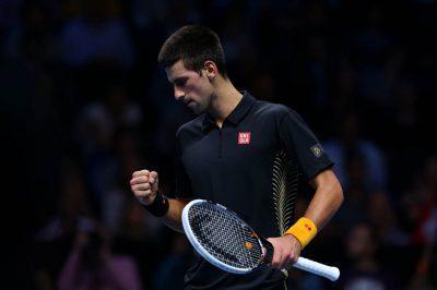 Novak Djokovic HD Background