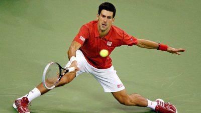 Novak Djokovic HD Desktop