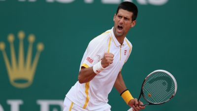 Novak Djokovic HD Wallpaper