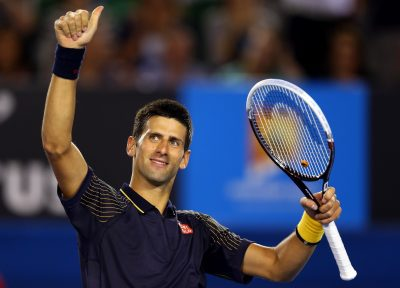 Novak Djokovic Pictures