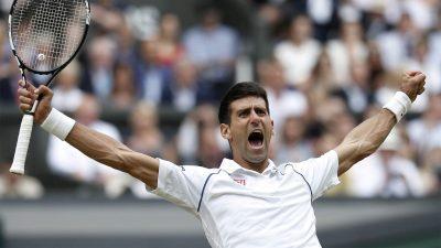 Novak Djokovic Wallpapers