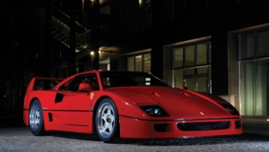 Pictures Of Ferrari F40