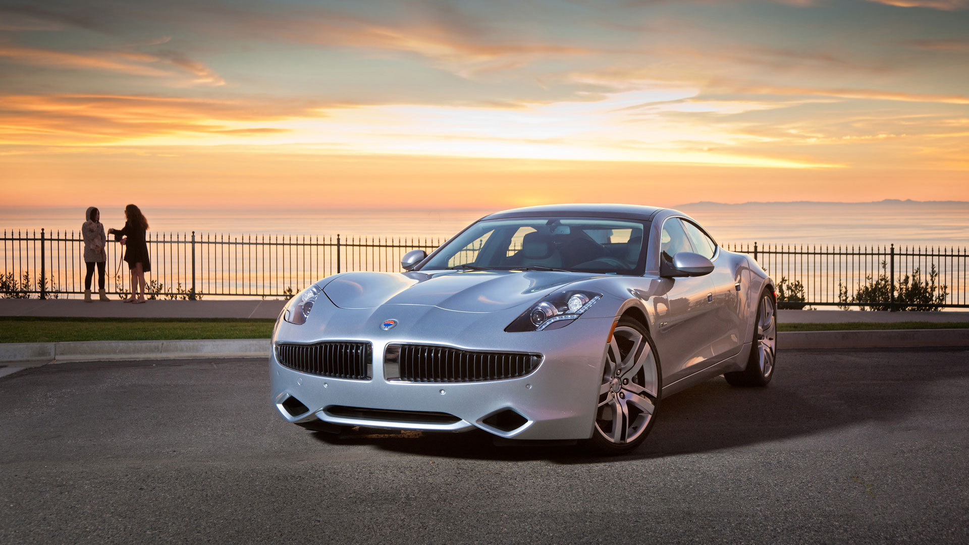 Pictures Of Fisker Karma