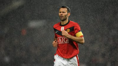 Ryan Giggs Pictures